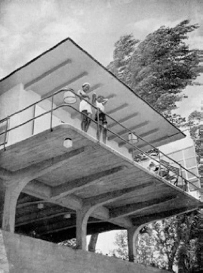 Bauhaus - Lajos Kozma